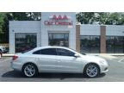used 2010 Volkswagen CC for sale.