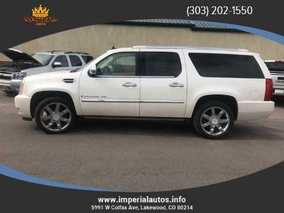 Used 2008 Cadillac Escalade ESV for sale