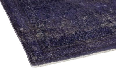 """Vintage, Hand Knotted Area Rug - 9' 10"""" x 13' 4"""""""