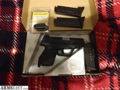 For Sale/Trade: Taurus 709 with extra