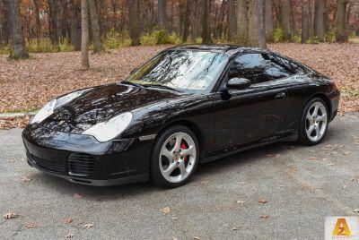 2004 PORSCHE 996 911 CARERRA 4S-55K MILES-MODERNIZED 4S-MANUAL-CLEAN HISTORY