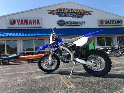 2019 Yamaha YZ250FX Motorcycle Off Road Coloma, MI