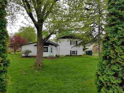 1013 E Indiana Avenue ELKHART Three BR, Almost 3/4 acre in the