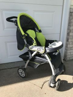 Chicco single stroller