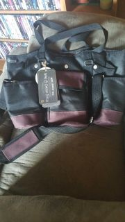 Brand new with tags wine tote