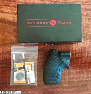 For Sale/Trade: Crimson Trace laser grip for J-frame