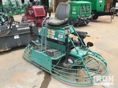 2015 Multiquip HHNG5 Ride-On Power Trowel