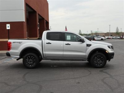 2019 Ford Ranger XLT 4WD SuperCrew 5' Box (Silver)