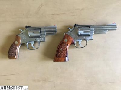 For Sale: Two Smith and Wesson 357s