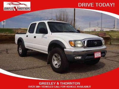 Used 2004 Toyota Tacoma Double Cab for sale