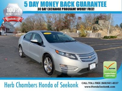 2012 Chevrolet Volt Base (Silver Ice)