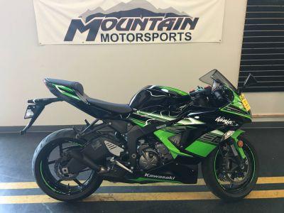 2016 Kawasaki Ninja ZX-6R KRT Edition SuperSport Motorcycles Ontario, CA