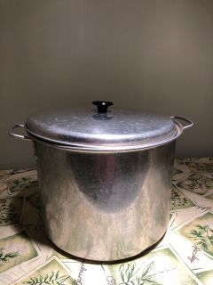 Hot water bath canner