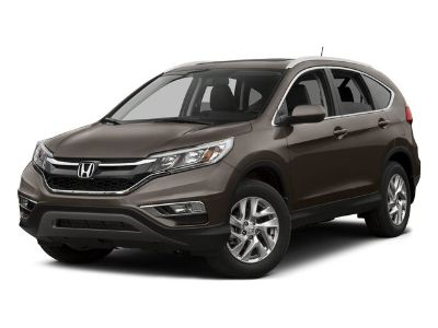 2015 Honda CR-V EX-L (Red)
