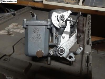 NOS carburetor 30 pict 2