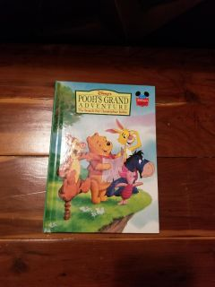 """""""Pooh's Grand Adventure: The Search for Christopher Robin"""" Book"""