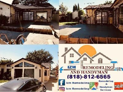 Remodeling services,,
