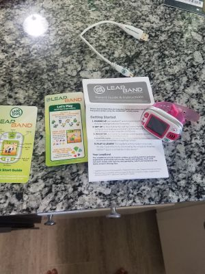 LeapFrog leapband power your pets with active play