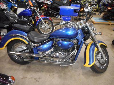 2005 Suzuki Boulevard C50 Cruiser Motorcycles Belvidere, IL