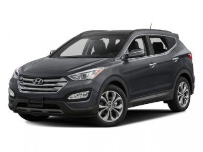 2016 Hyundai Santa Fe Sport 4DR FWD 2.0T (Twilight Black)