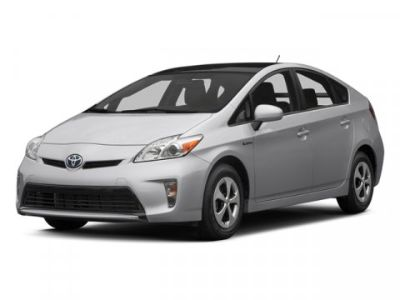 2012 Toyota Prius II (Gray)