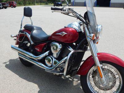2007 Kawasaki Vulcan 900 Classic Cruiser Motorcycles Concord, NH