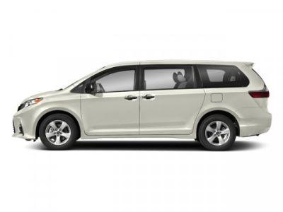 2018 Toyota Sienna Limited Premium (Blizzard Pearl)