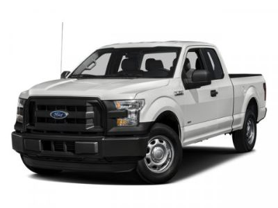 "2016 Ford F-150 XL POWER PKG SYNC 20"" WHEELS C (Blue Jeans Metallic)"