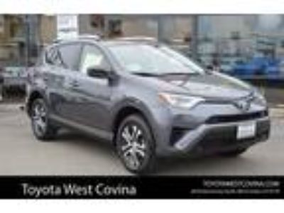 Used 2016 Toyota RAV4 Magnetic Gray Metallic, 25.2K miles
