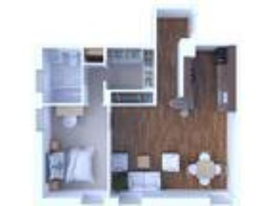 The Versailles Apartments - One BR Floor Plan A8