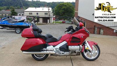 2014 Honda Gold Wing Navi XM Touring Motorcycles Tarentum, PA