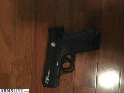 For Trade: S&W Shield 9mm