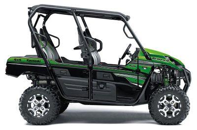 2018 Kawasaki Teryx4 LE Utility SxS Houston, OH