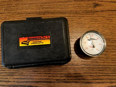 Air Density Gauge - Longacre