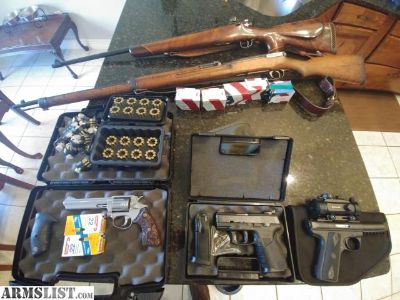 For Sale: Guns for sale or trade
