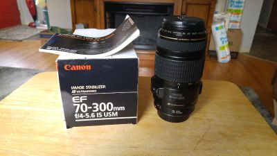 Like New Canon Lens, cross posted