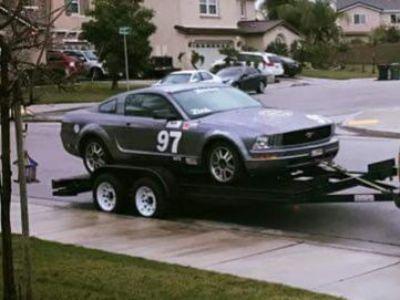 16' x 7' Car or Equipment Trailer