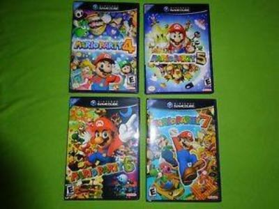 Mario Party for GameCube