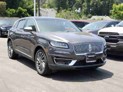 New 2019 Lincoln Nautilus FWD