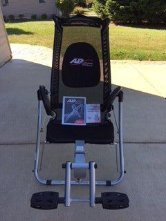 AB Lounge Exerciser~Reduced