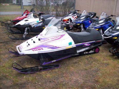 1995 Polaris Indy Super Sport Snowmobile Wisconsin Rapids, WI