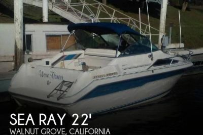 1991 Sea Ray 220 DA Sundancer