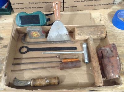 Mixed Lot Older Vintage Hand Tools
