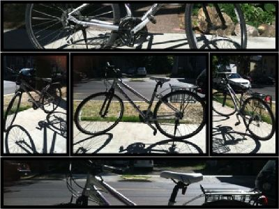 $270 OBO Lady's Hybrid Bicycle for Sale