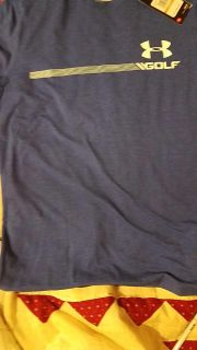 New with tags Under Armour Golf T-shirt