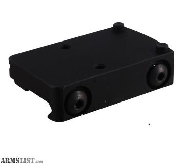 Want To Buy: Trijicon low mrm mount