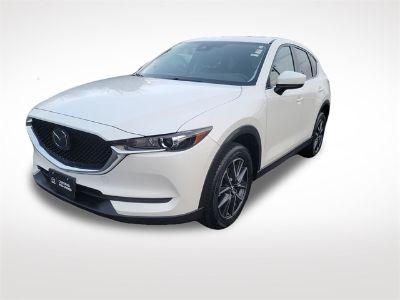 2018 Mazda CX-5 Touring (Snowflake White Pearl)