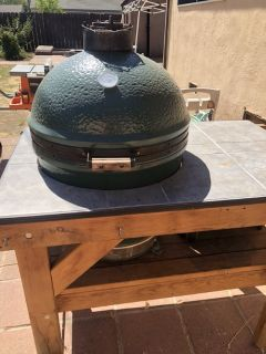 Big Green Egg Grill Large