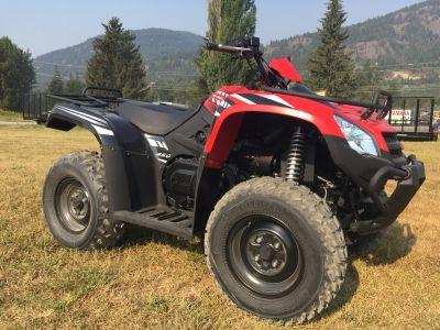 2018 Kymco MXU 450i Sport-Utility ATVs Sandpoint, ID
