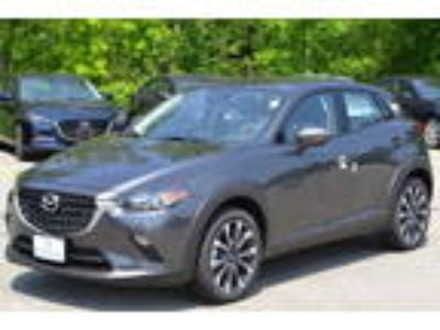 2019 Mazda CX-3 Touring AWD at [url removed]